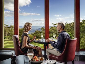Restaurante - Fairmont Resort Blue Mountains - MGallery Collection