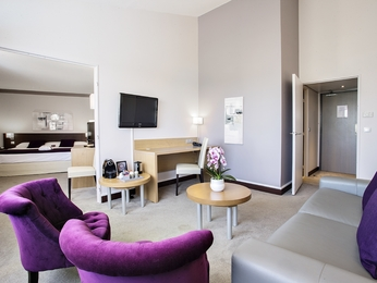 hotel seilh r server votre chambre l 39 hotel h tel mercure toulouse a roport golf de seilh. Black Bedroom Furniture Sets. Home Design Ideas