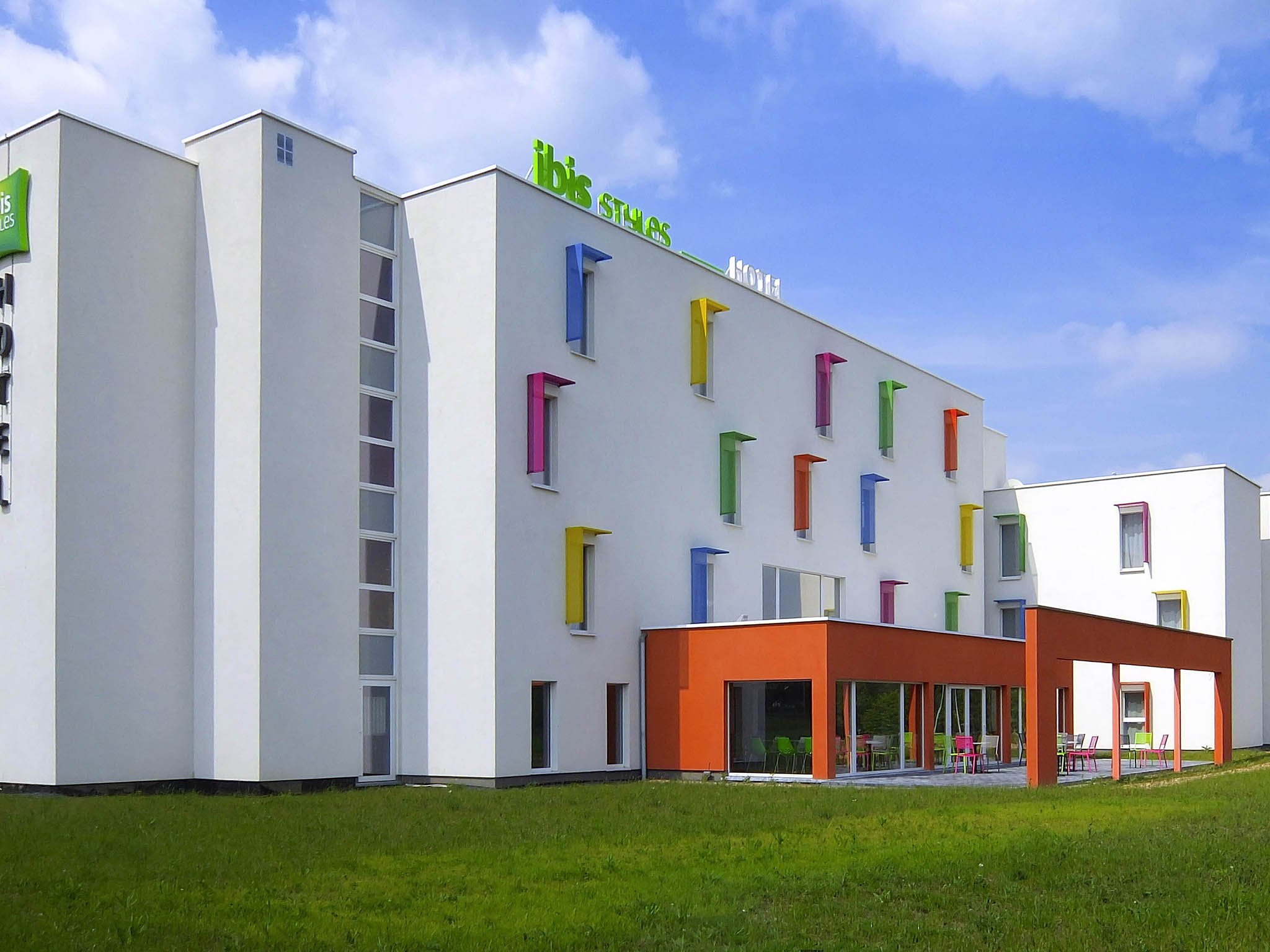 Hotell – ibis Styles Nivelles