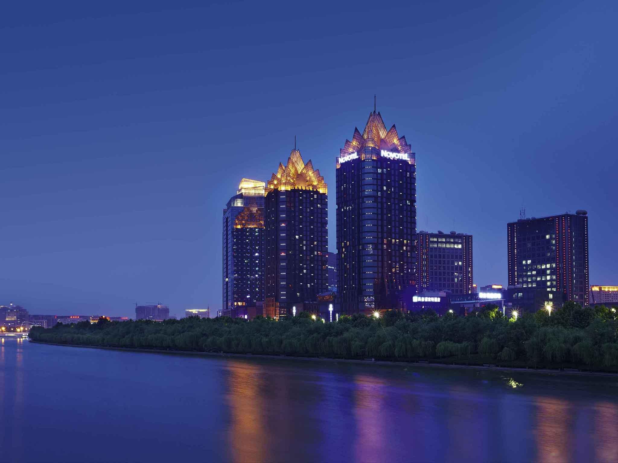 โรงแรม – Novotel Zhengzhou Convention Centre