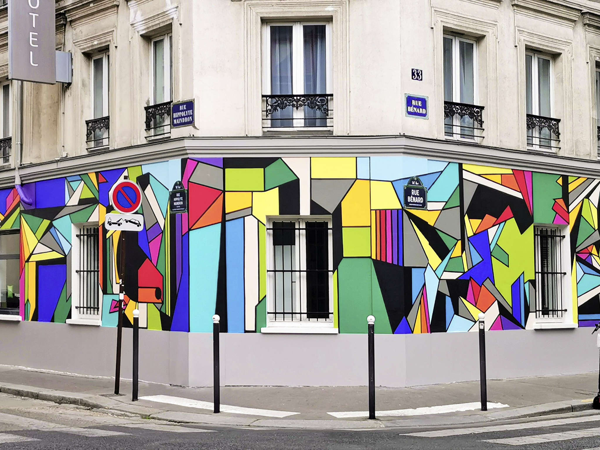 โรงแรม – ไอบิส สไตล์ ปารีส แมน มงต์ปาร์นาส