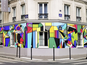 ibis Styles Paris Maine Montparnasse