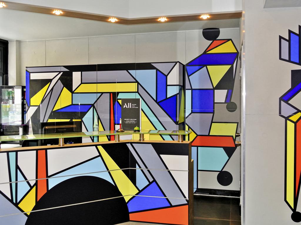 Hotel Ibis Denfert Rochereau