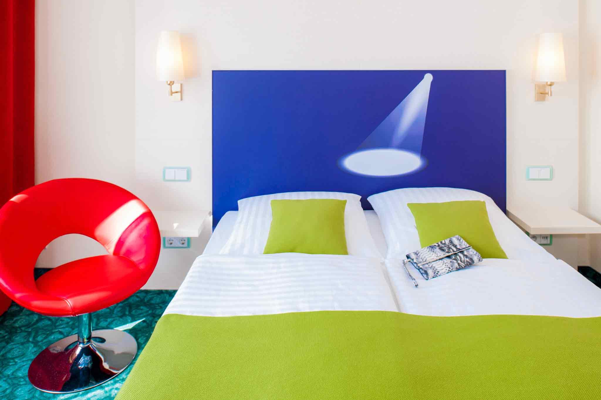 Hotell – ibis Styles Berlin an der Oper