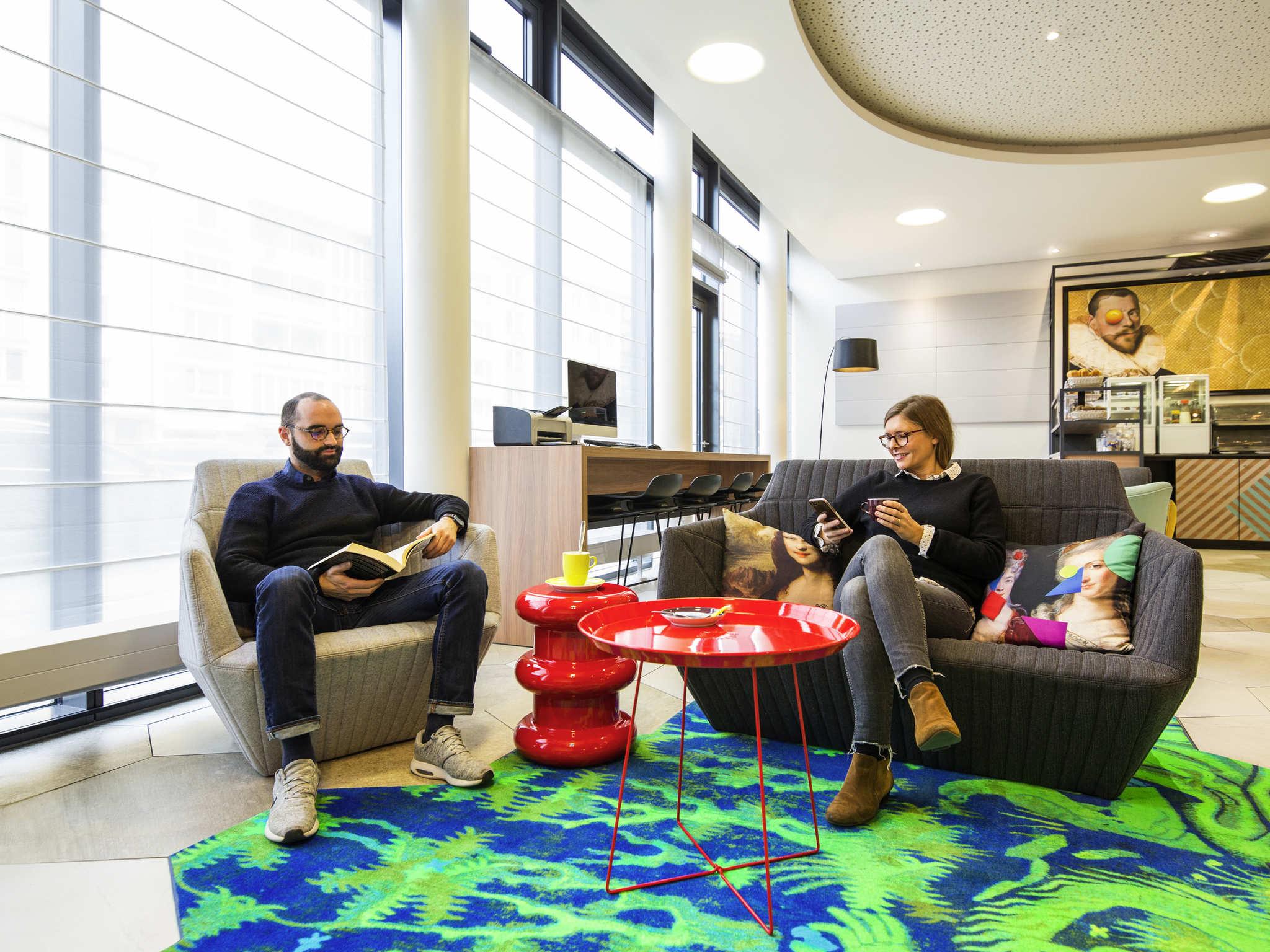 โรงแรม – Aparthotel Adagio Köln City