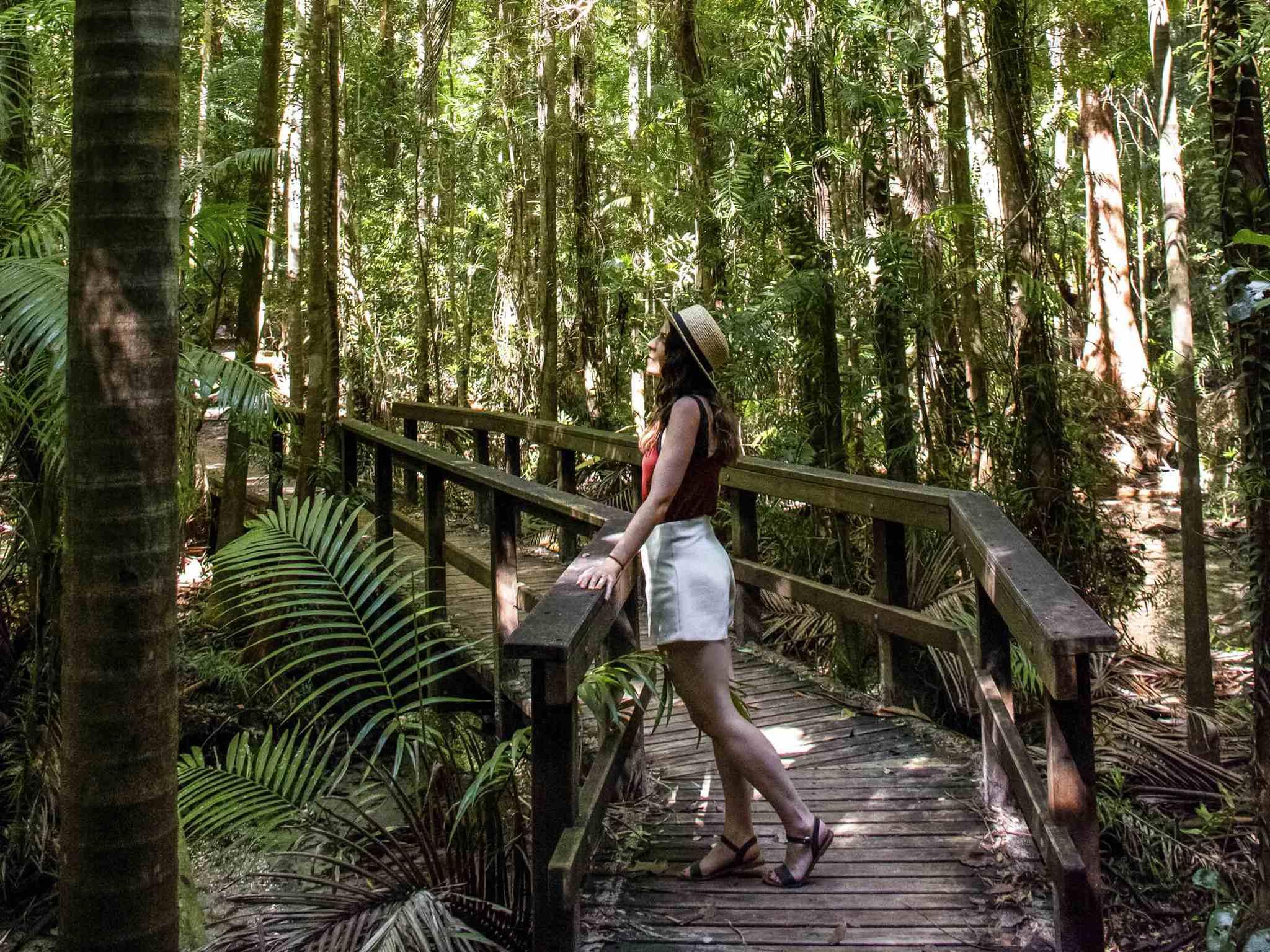 Destination Mercure Kingfisher Bay Resort