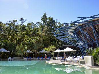 ホテル - Mercure Kingfisher Bay Resort Fraser Island