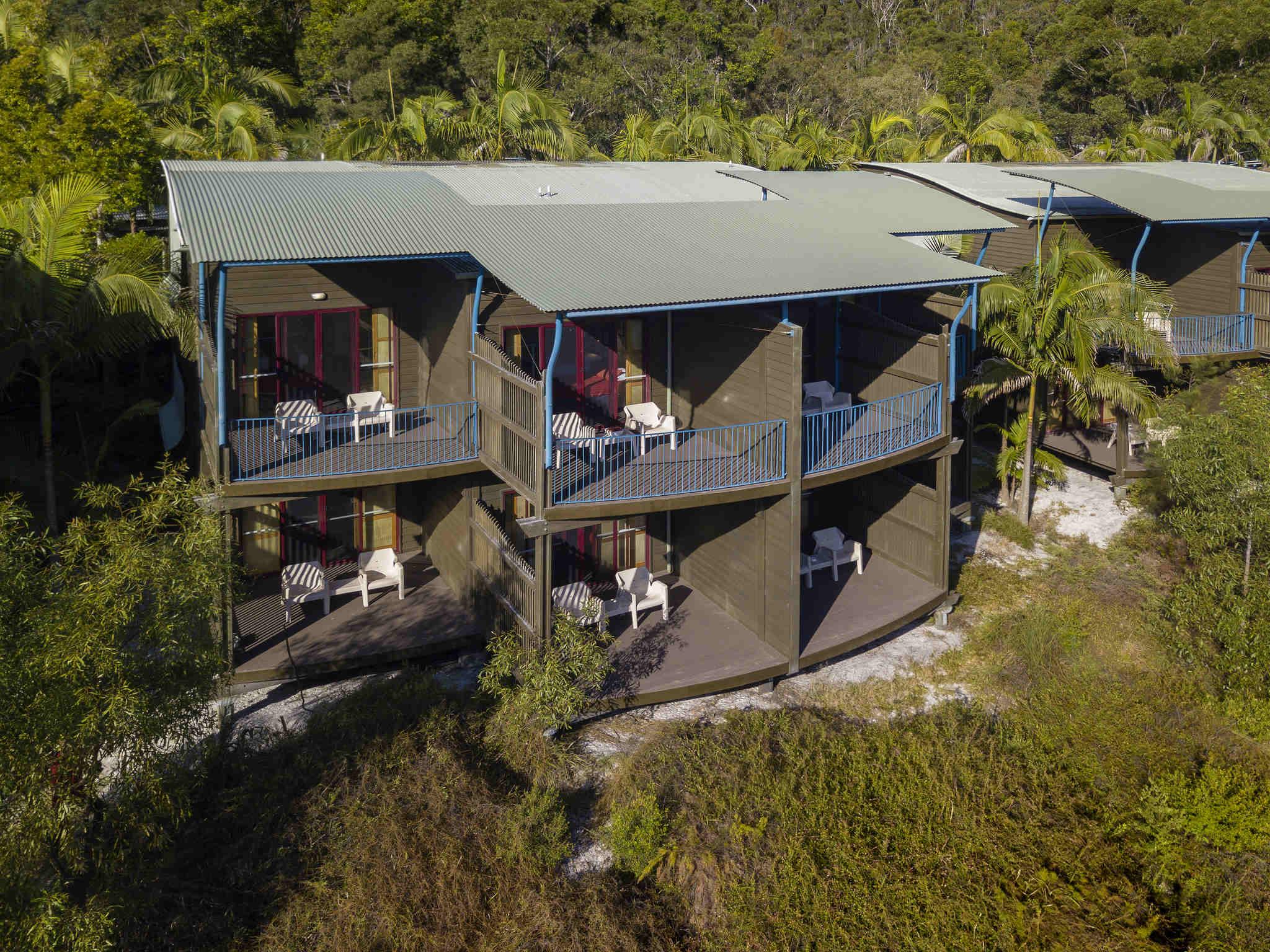 Hotel Mercure Kingfisher Bay Resort
