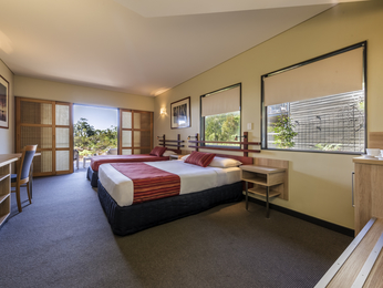 객실 - Mercure Kingfisher Bay Resort Fraser Island