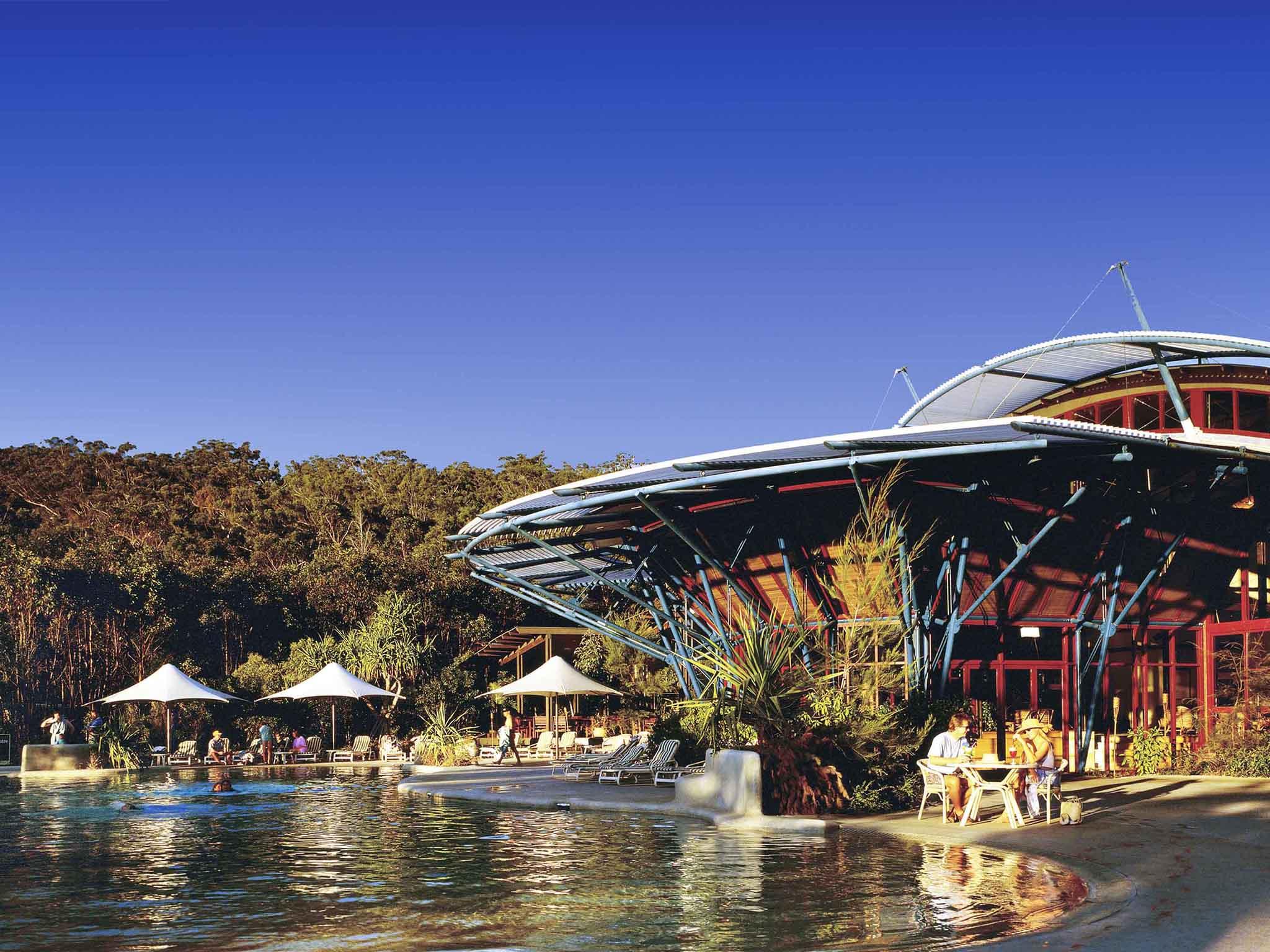 Mercure Kingfisher Bay Resort Fraser Island Accorhotels