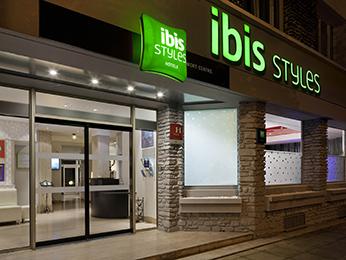 ibis Styles Niort Centre Grand Hôtel