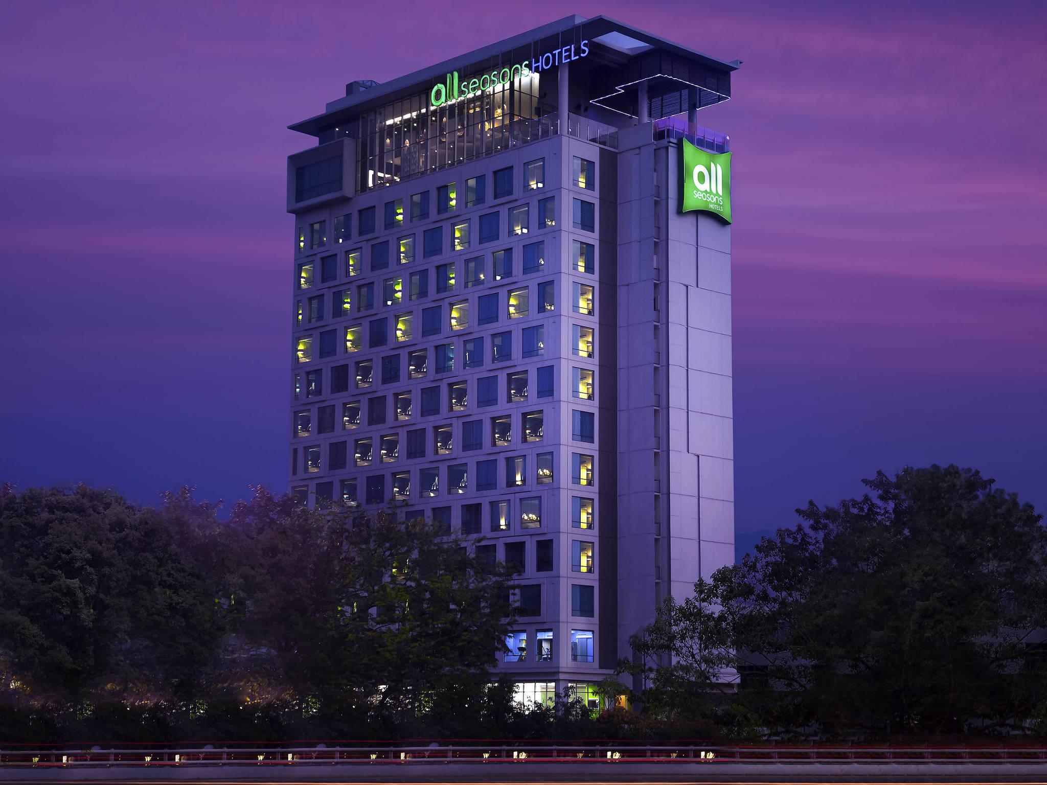 酒店 – all seasons 雅加达坦林酒店