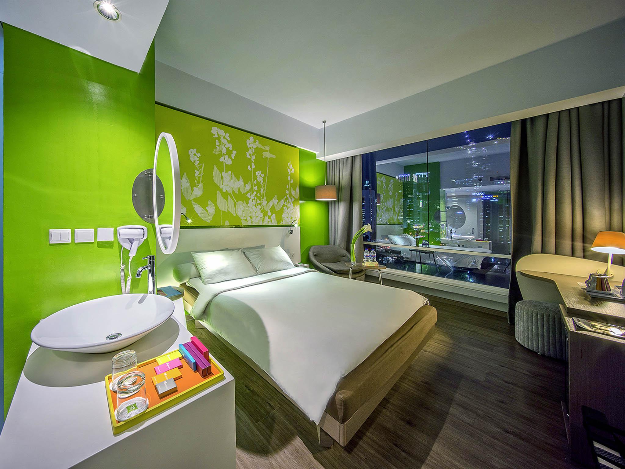 Hotel jakarta all seasons thamrin accorhotels jakarta for Interior design lasalle jakarta