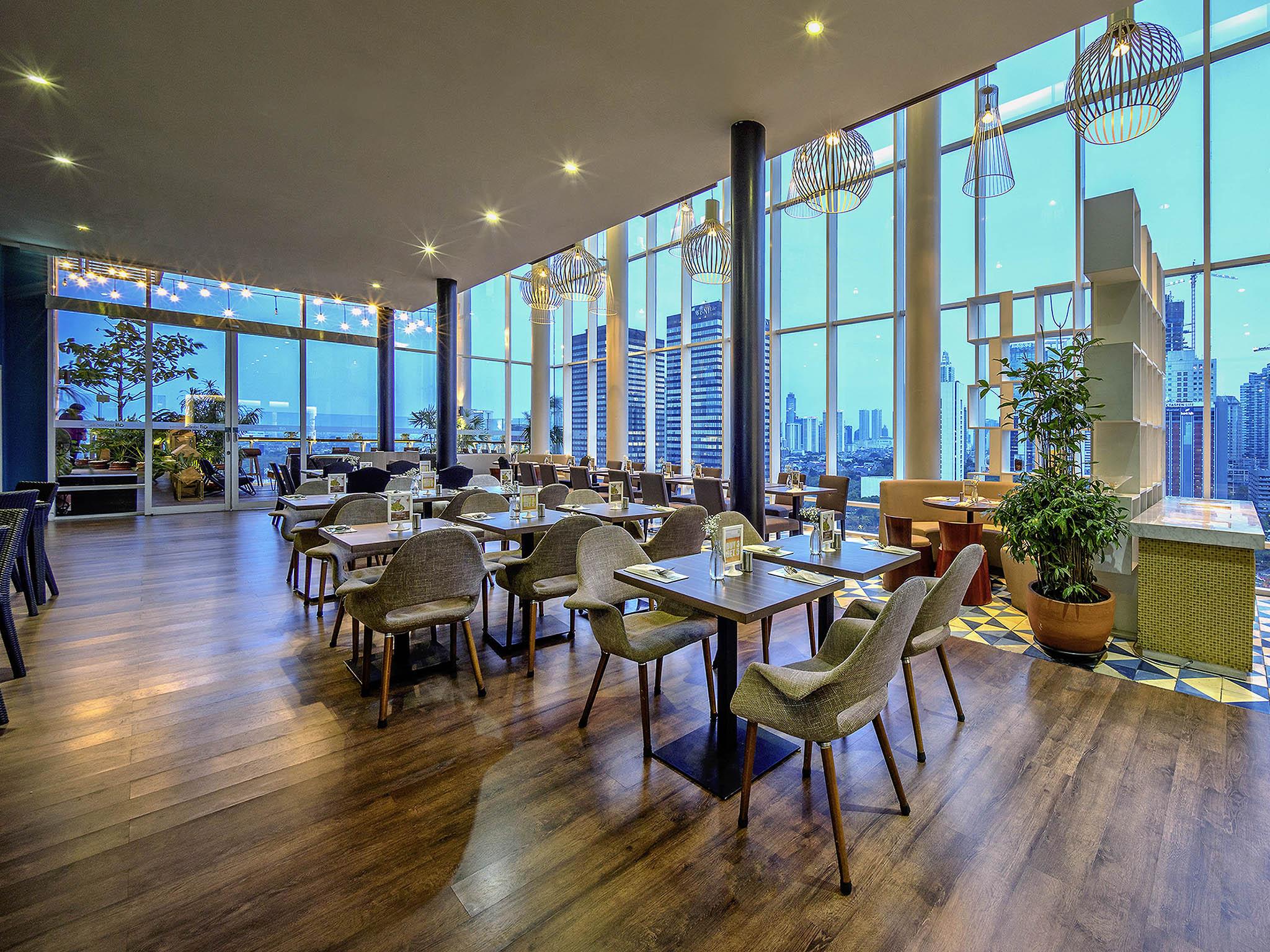 Hotel jakarta all seasons thamrin accorhotels jakarta for Design hotel jakarta