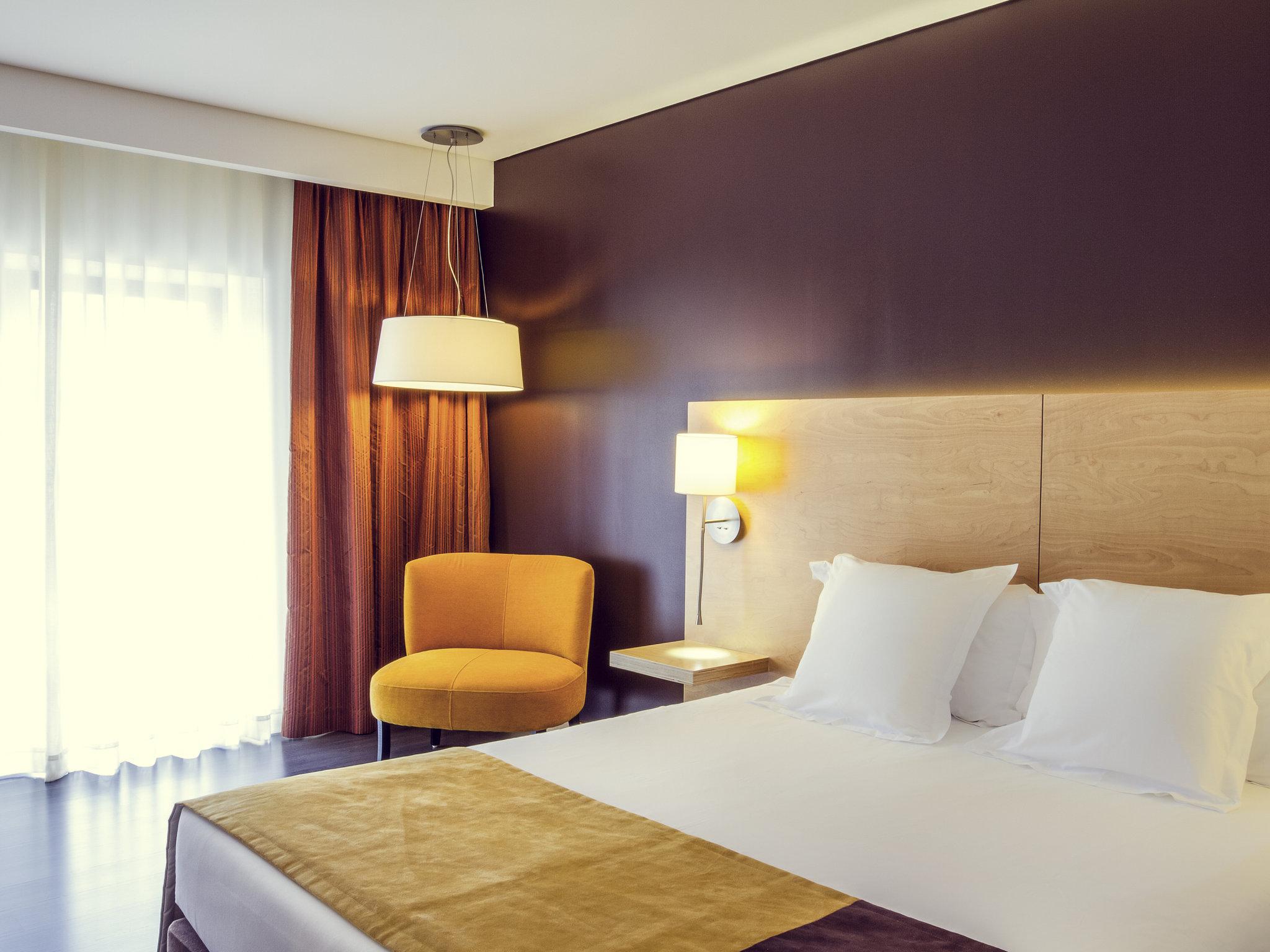Отель — Mercure Braga Centro Hotel