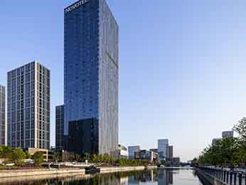 Novotel Ningbo East (Opening March 2016)
