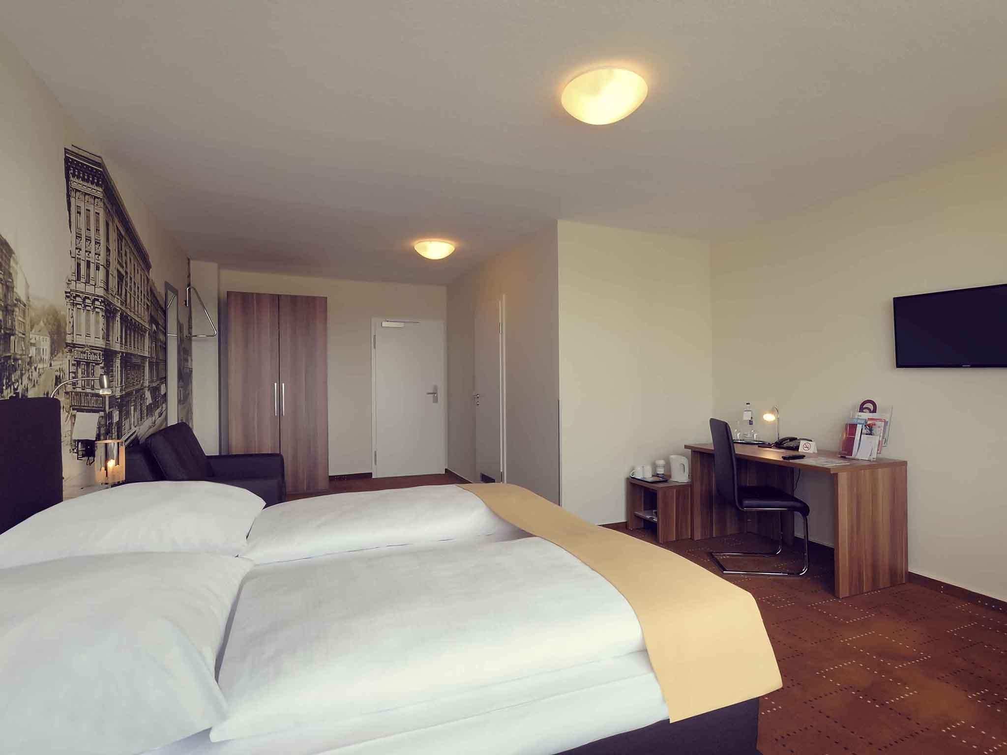 โรงแรม – Mercure Hotel Berlin am Alexanderplatz