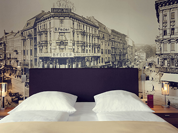 Quartos - Mercure Hotel Berlin am Alexanderplatz