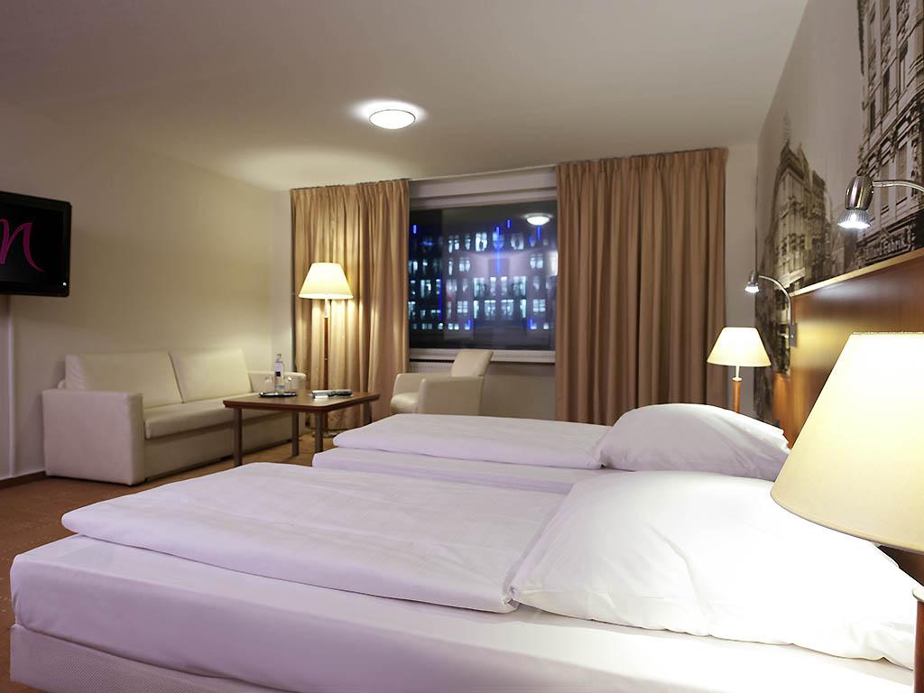 Hotel in Berlin-Mercure Hotel Berlin am Alexanderplatz
