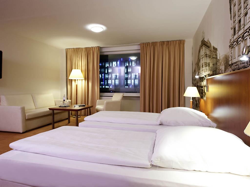 3 Star Hotel Berlin Alexanderplatz Mercure Accorhotels