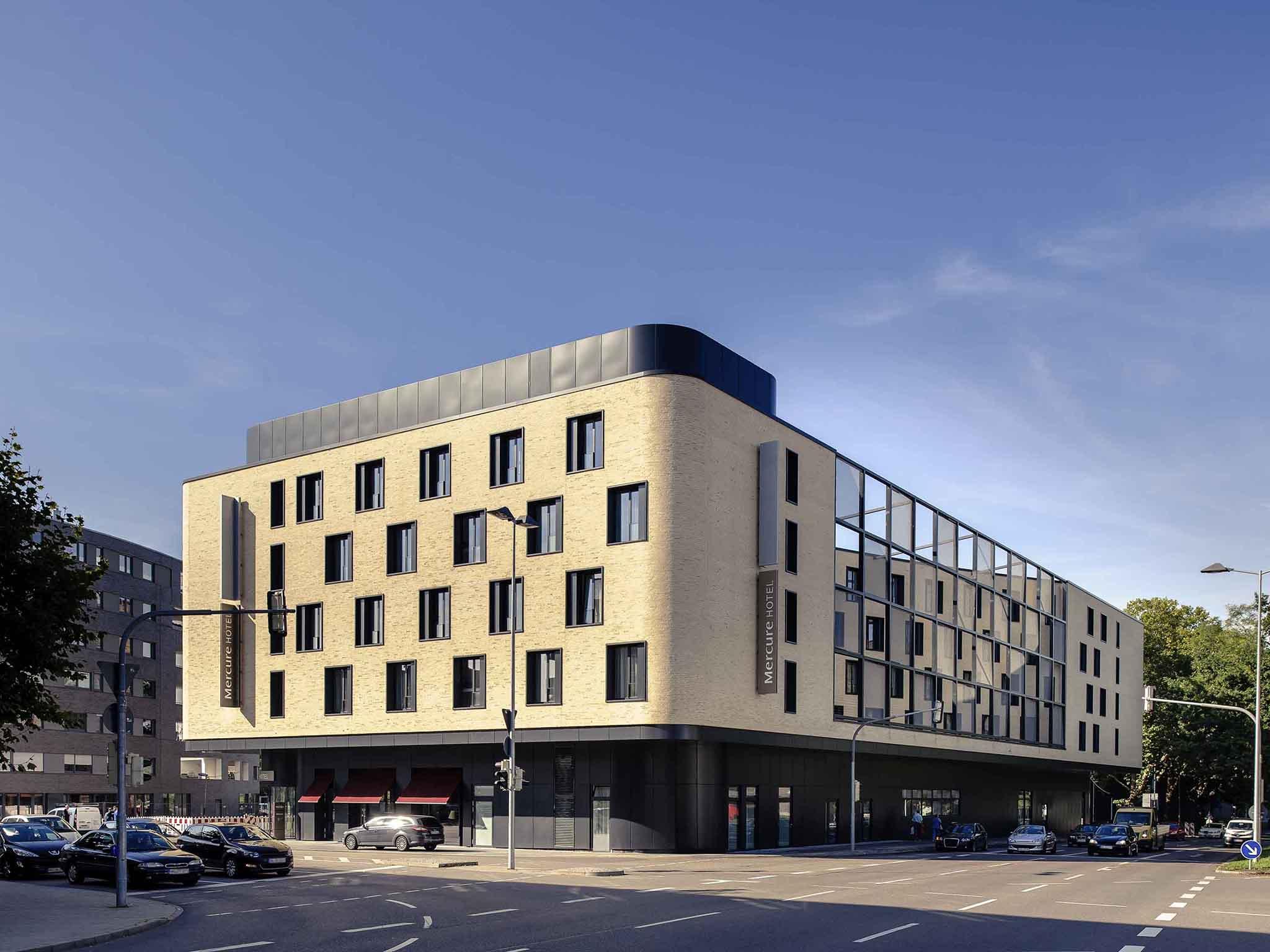 Отель — Mercure Hotel Heilbronn