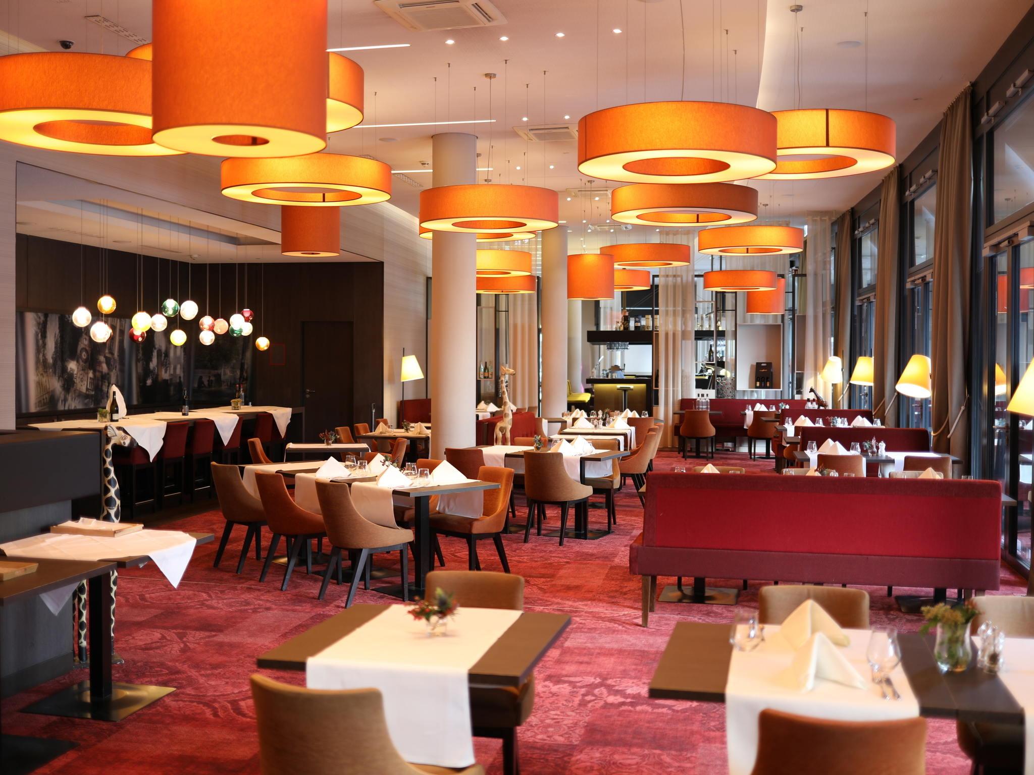 Mercure Hotel Heilbronn Bar