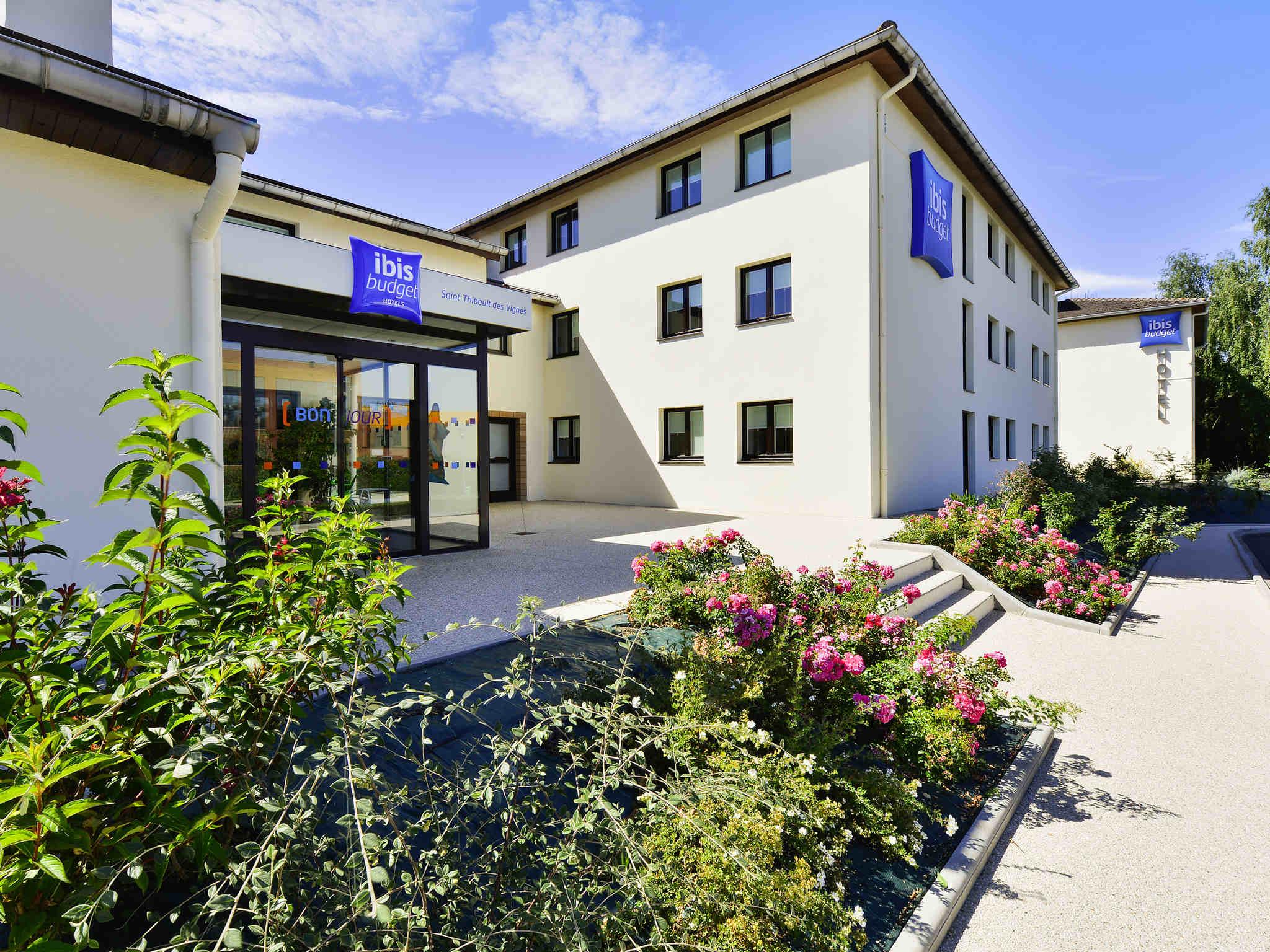 Отель — ibis budget Marne-la-Vallée
