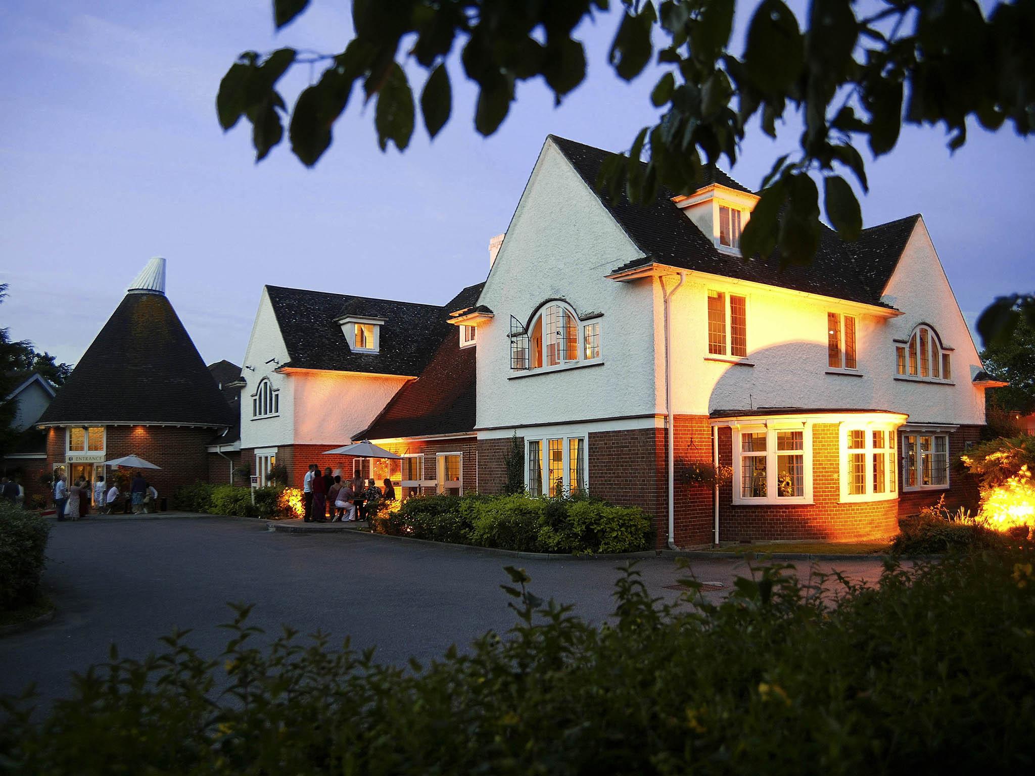 โรงแรม – Mercure Tunbridge Wells Hotel