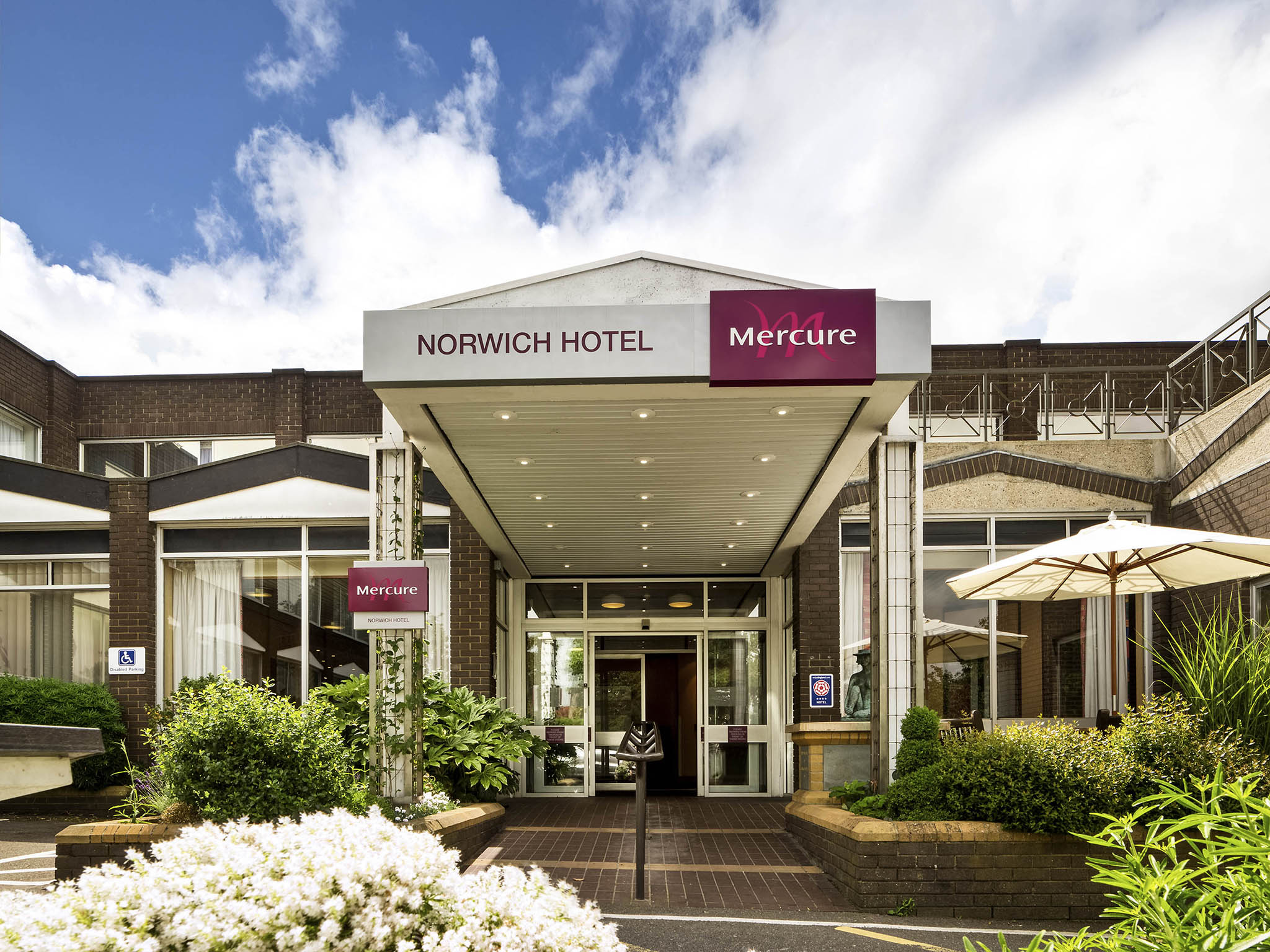 Отель — Mercure Norwich Hotel