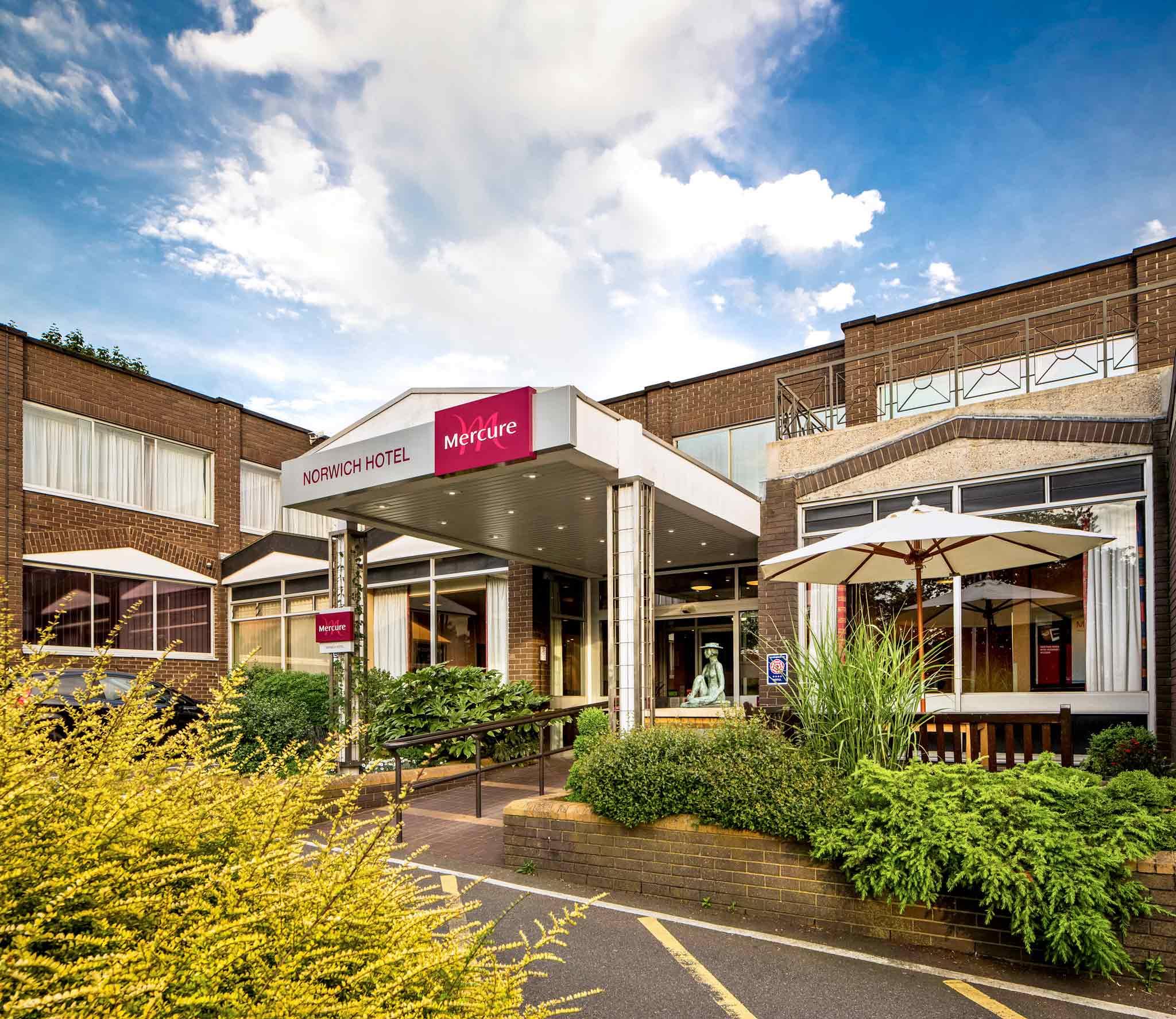 Hotel Mercure Norwich
