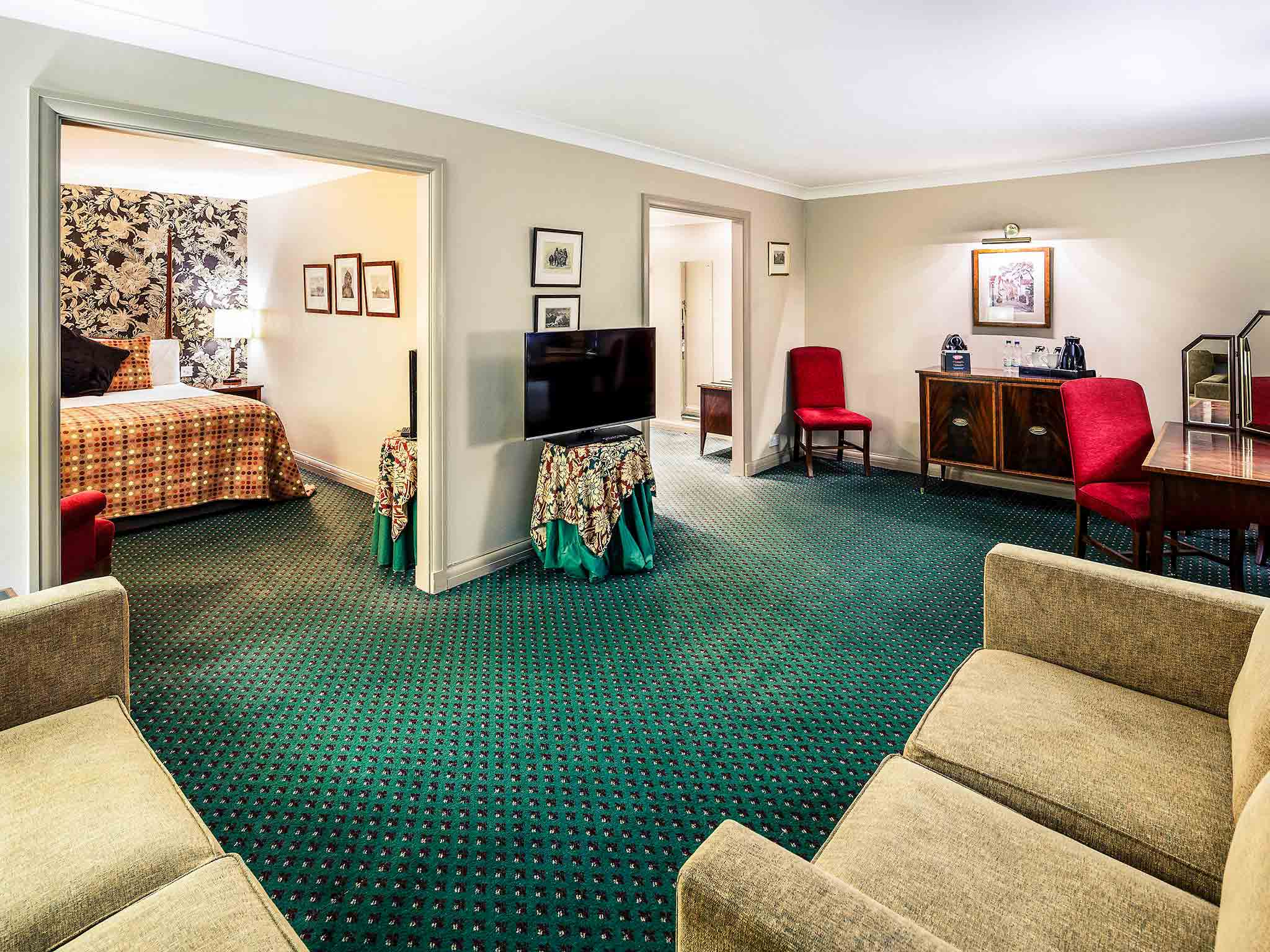 Rooms Mercure Norwich Hotel