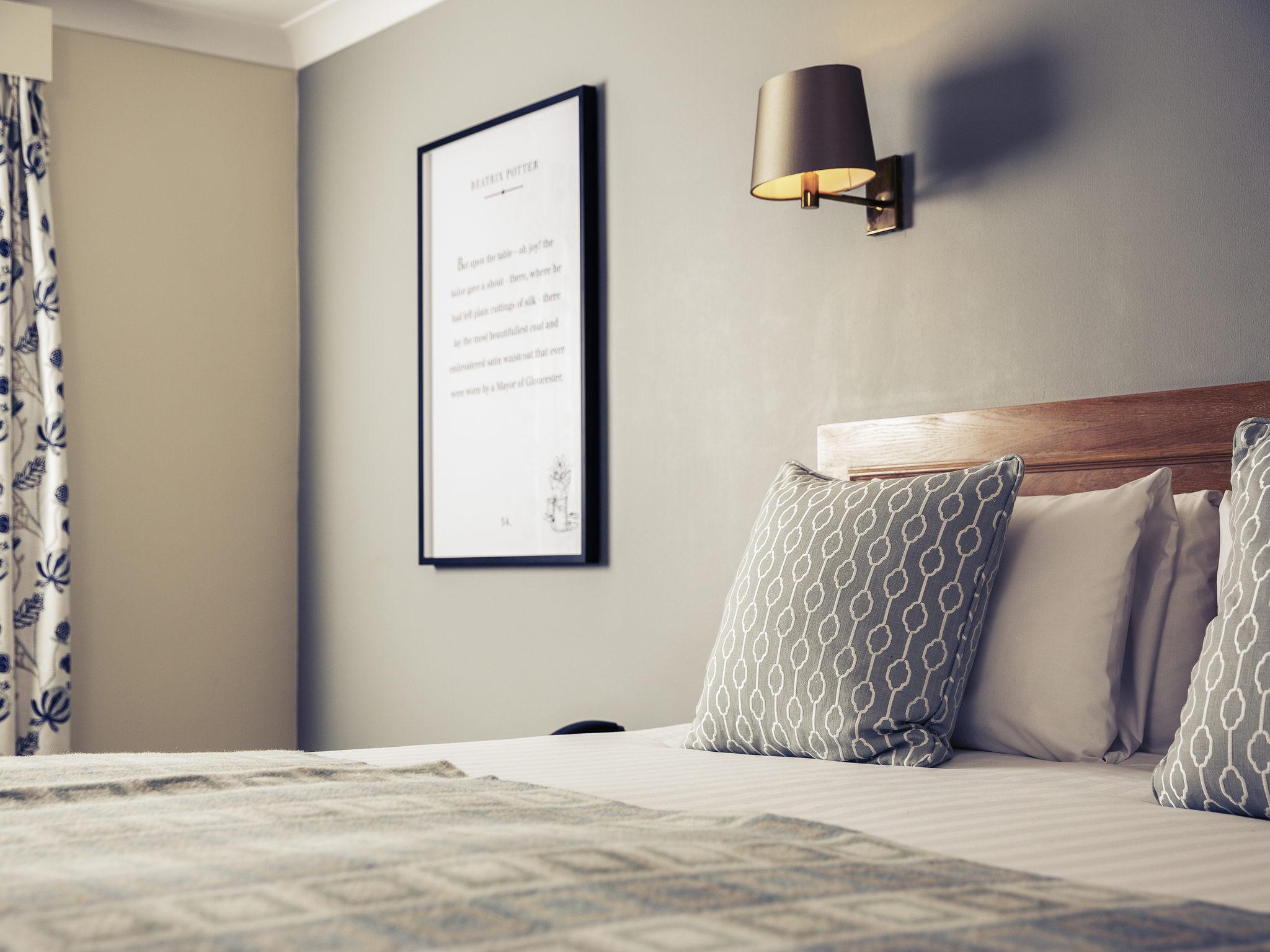 Mercure Gloucester Bowden Hall | Hotel in Gloucester