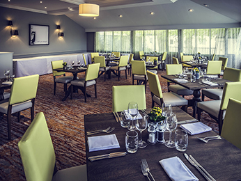 Restaurant - Mercure Bristol North the Grange Hotel