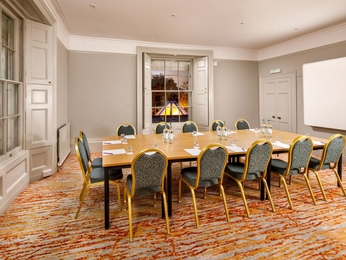 Meetings - Mercure Bristol North the Grange Hotel