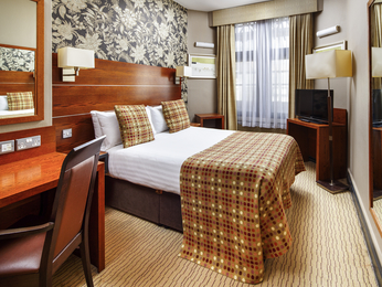 Las habitaciones - Mercure Leicester The Grand Hotel
