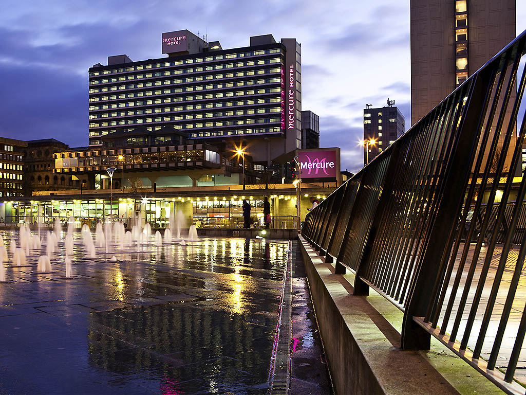 Hotel In Manchester Mercure Manchester Piccadilly Hotel Accorhotels