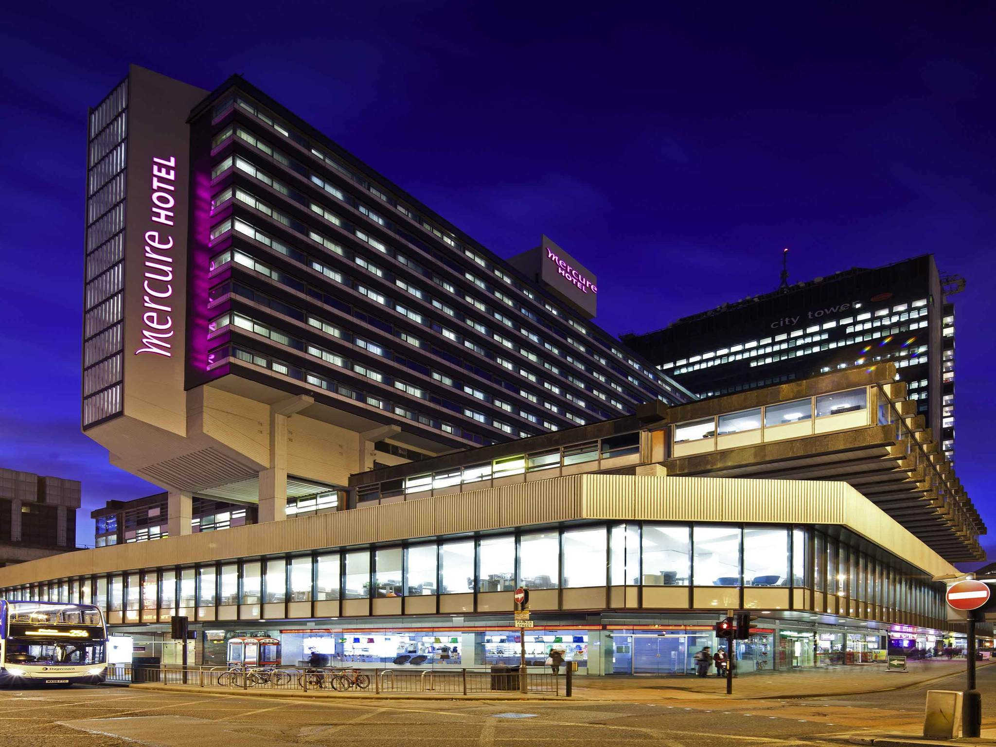 Hotel Mercure Manchester Piccadilly