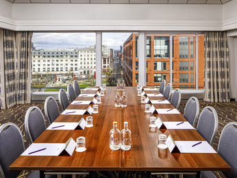 Meetings - Mercure Manchester Piccadilly Hotel