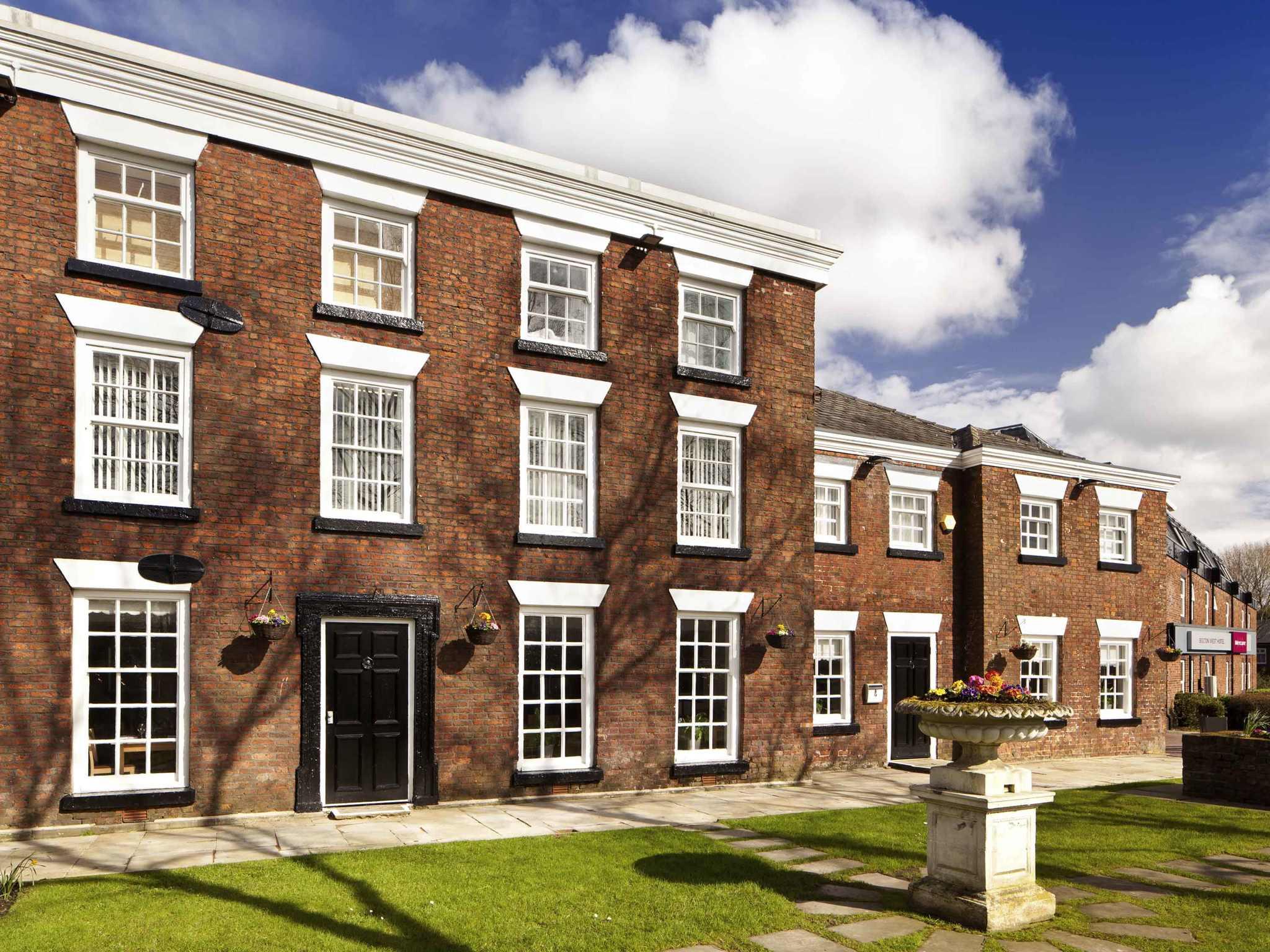 โรงแรม – Mercure Bolton Georgian House Hotel