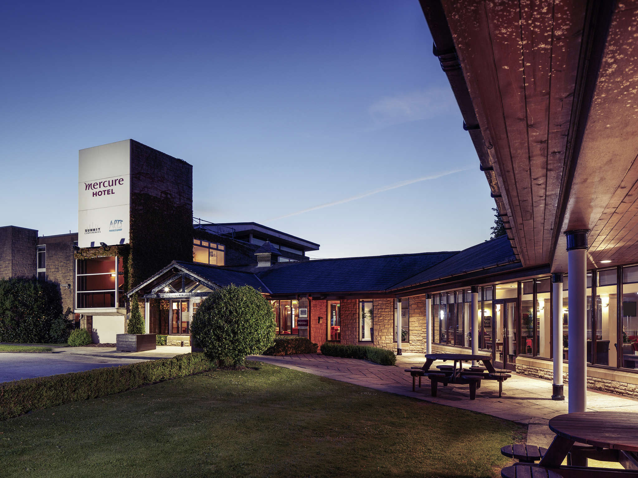 Hotell – Mercure Wetherby Hotel