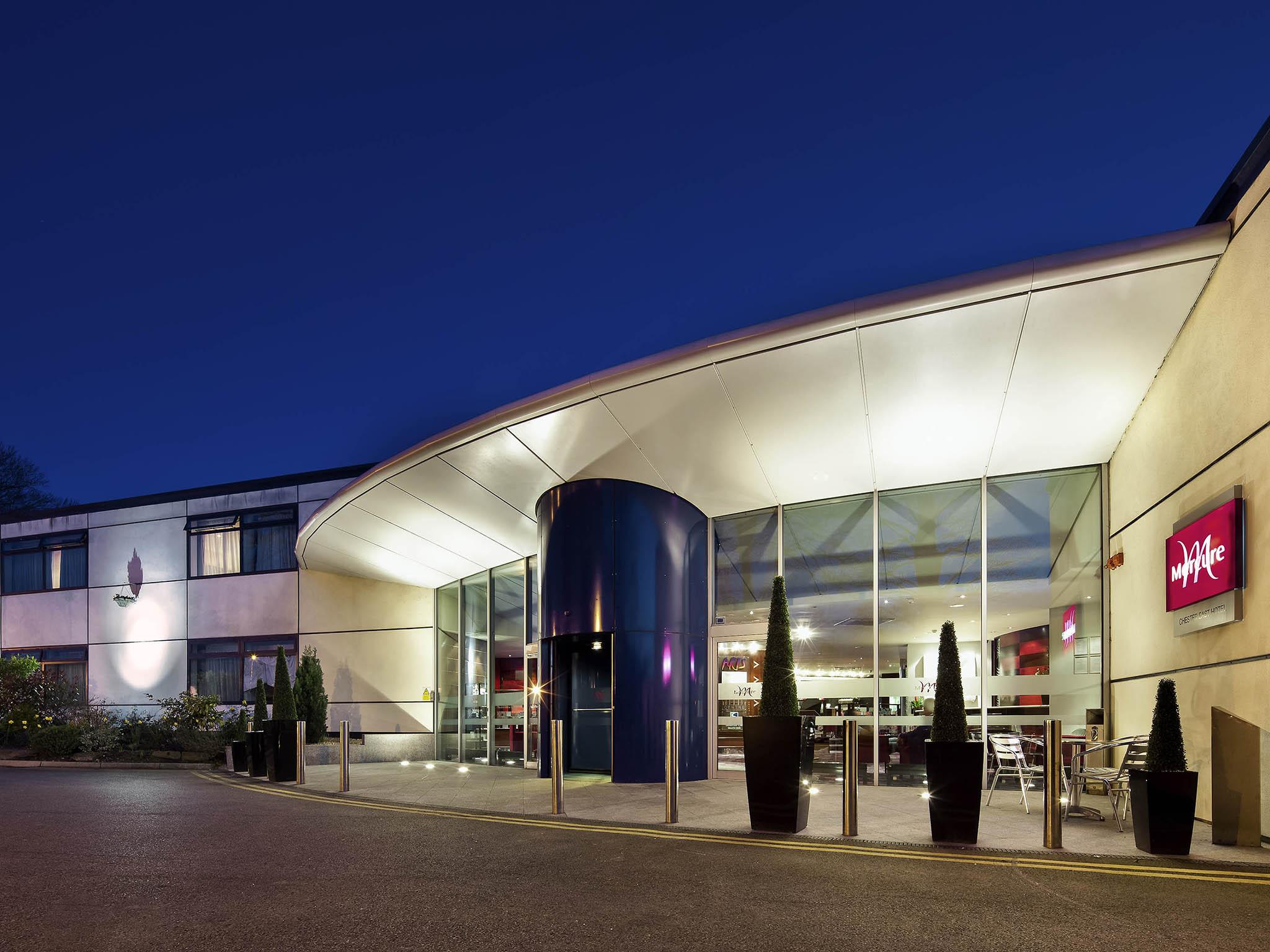 โรงแรม – Mercure Chester Abbots Well Hotel