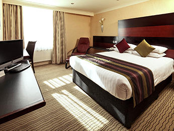 Chambres - Mercure Chester Abbots Well Hotel