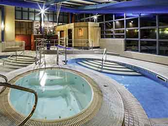 Fitness Well Being Offers In The Hotel Mercure Chester Abbots Well Hotel