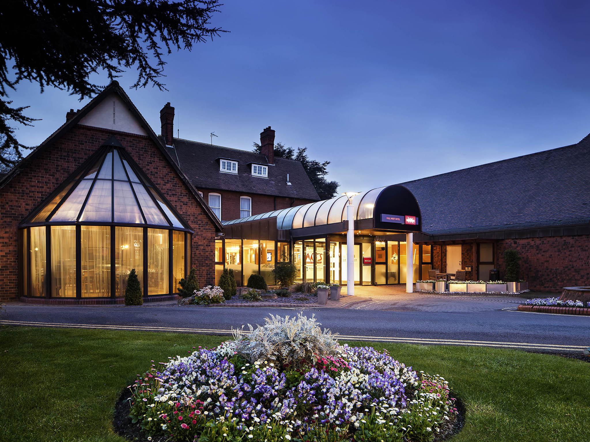 Отель — Mercure Hull Grange Park Hotel