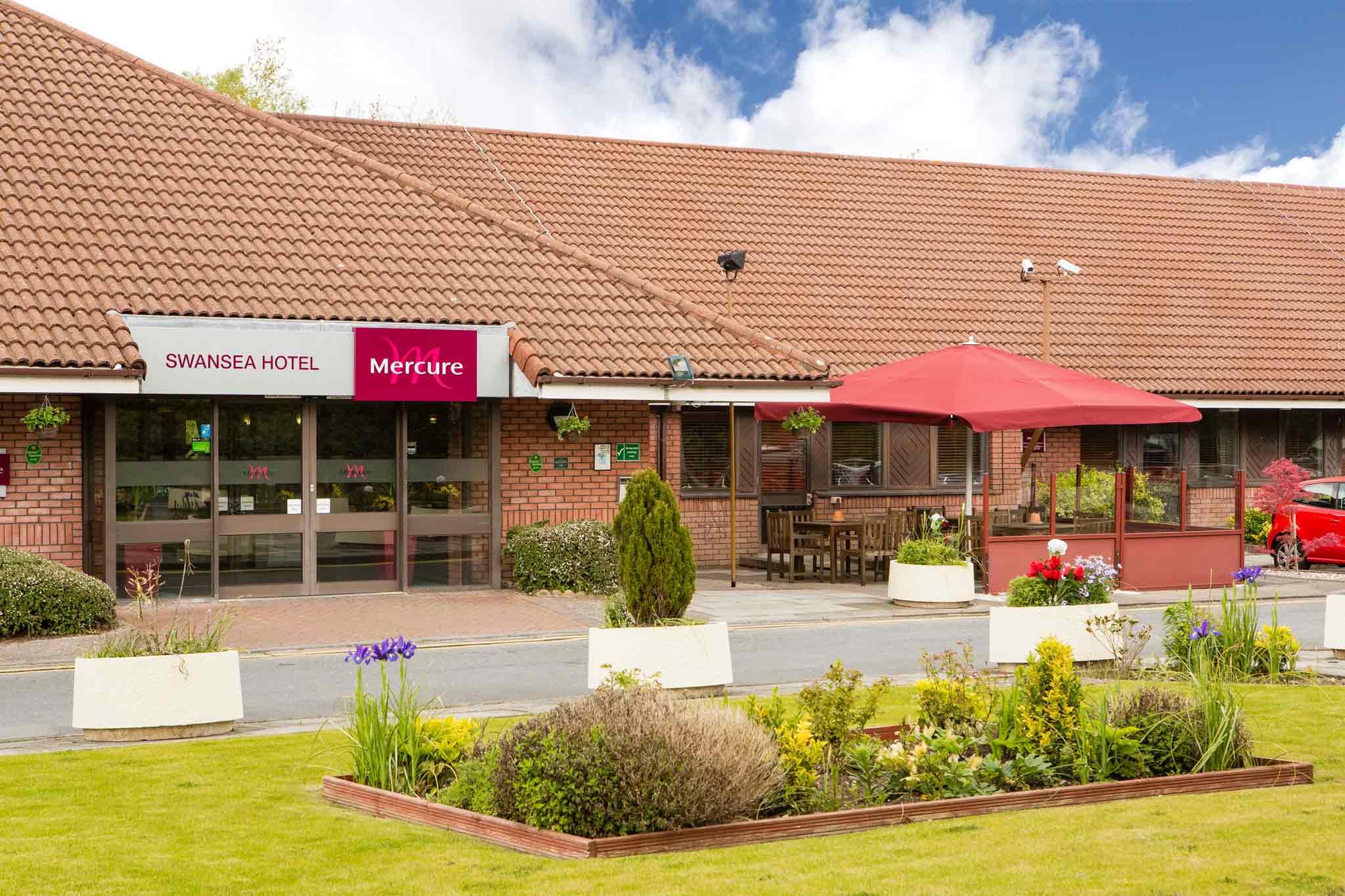 โรงแรม – Mercure Swansea Hotel