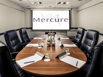 Meetings - Mercure Swansea Hotel