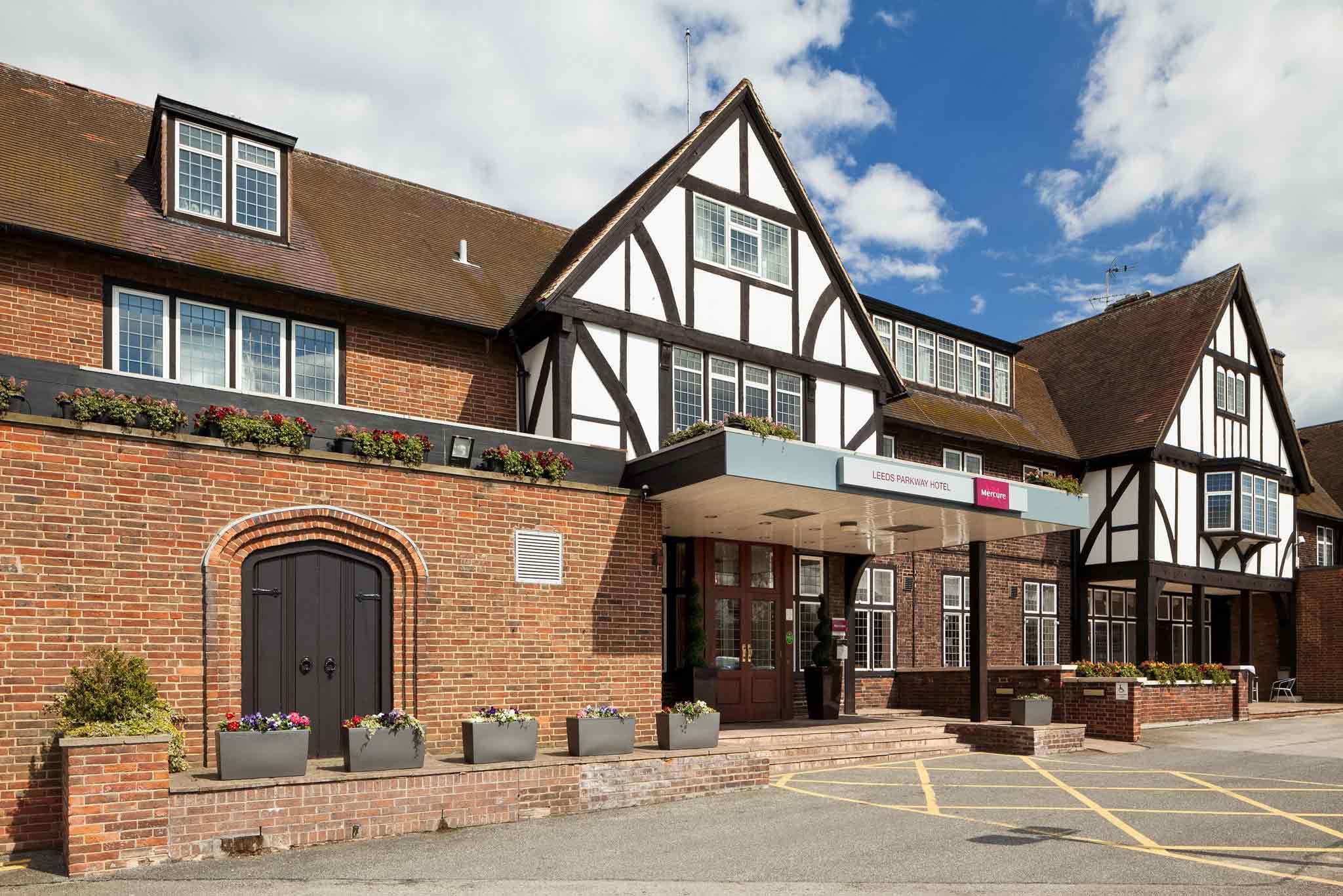 Otel – Mercure Leeds Parkway Hotel