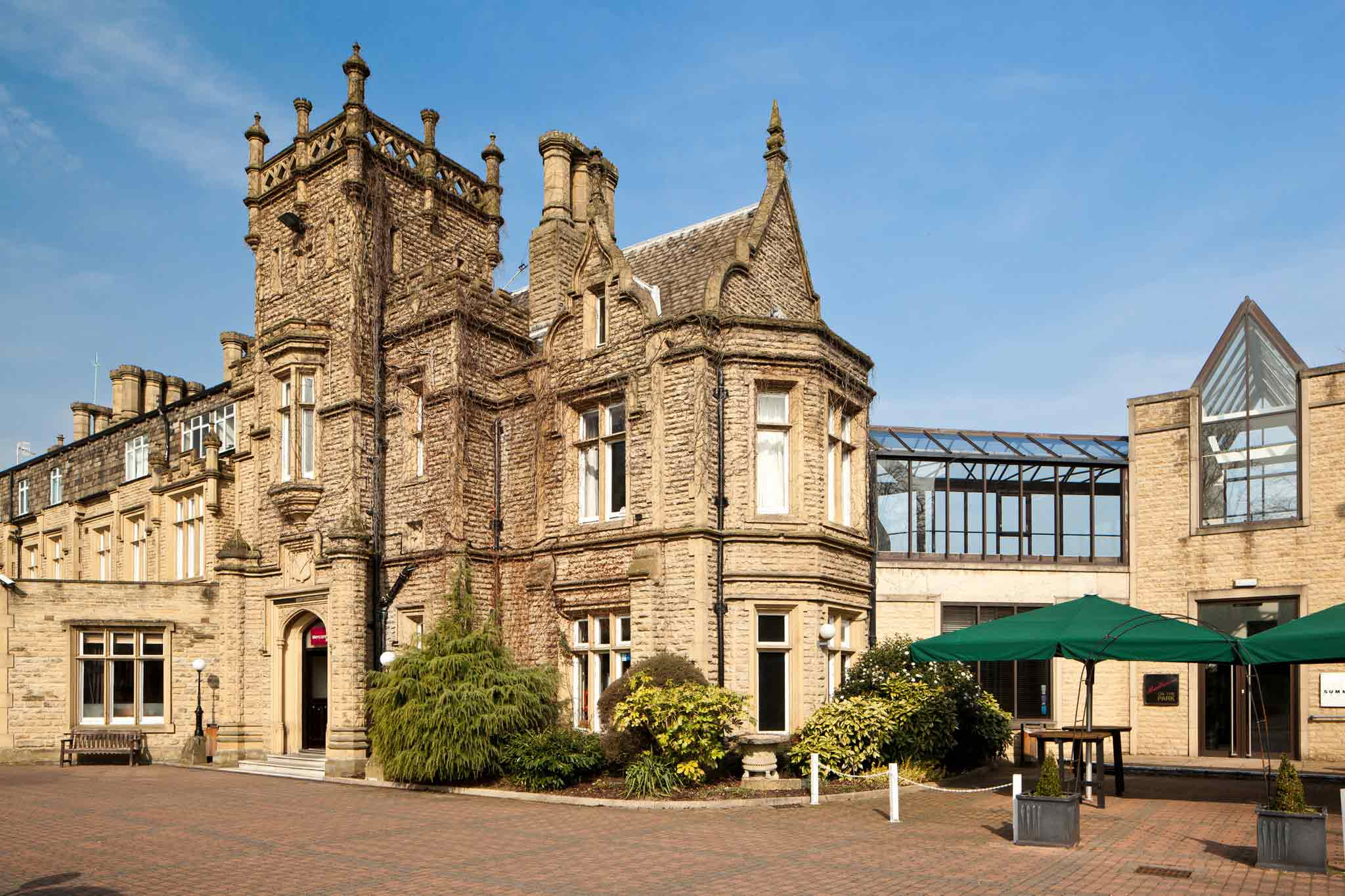 Отель — Mercure Bradford Bankfield Hotel