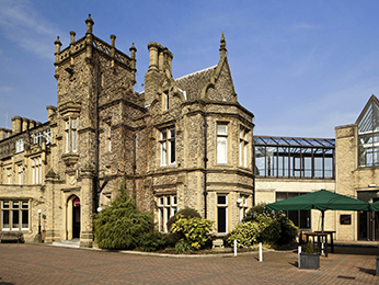 Unwind In Gothic Grandeur The Heart Of Yorkshire Bronte Country At Mercure Bradford North Hotel Surrounded By Landscaped Gardens Is Just
