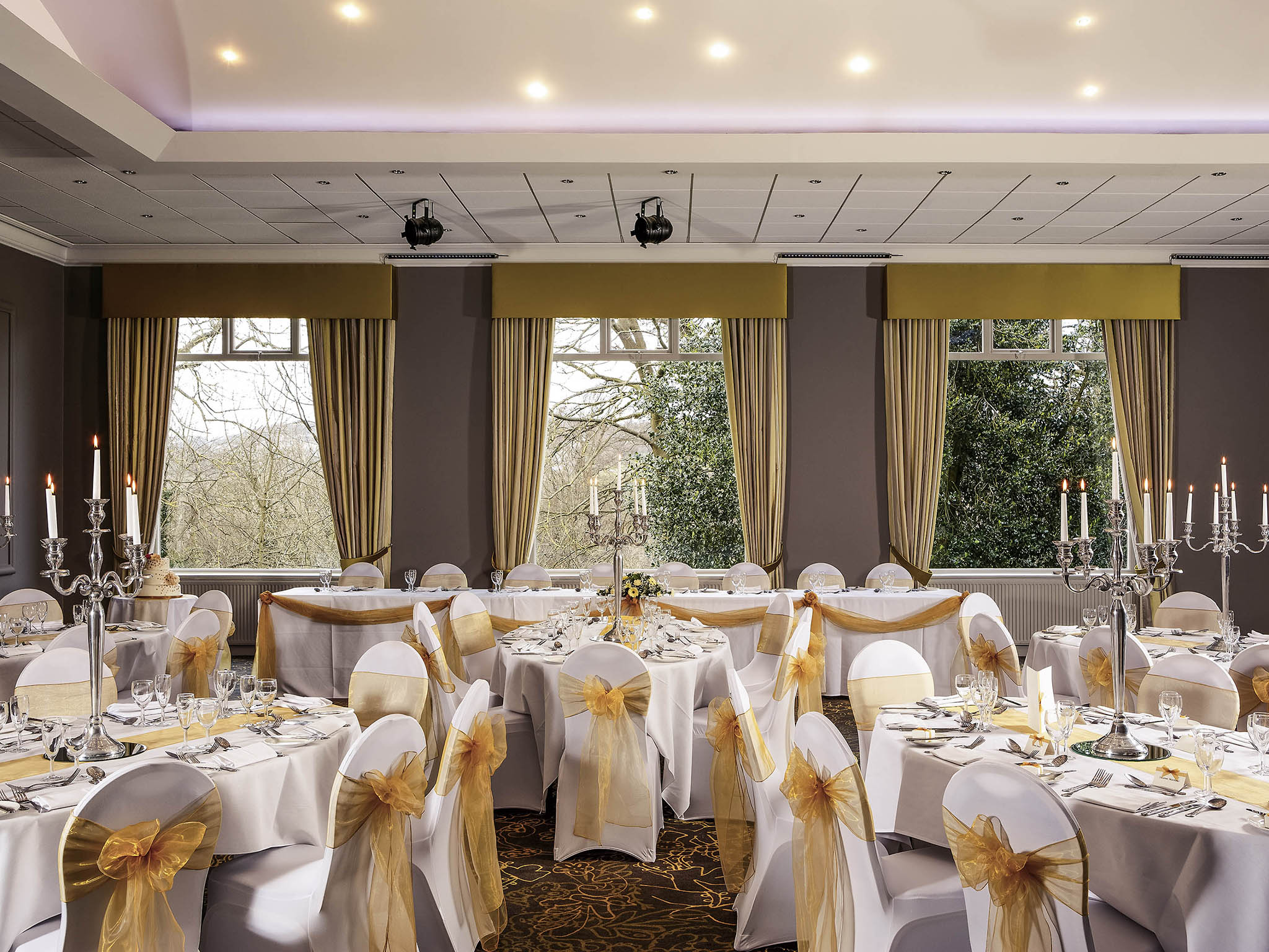 Mercure Bradford Bankfield Welcoming Hotel In Bingley